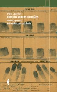 okładka książki Piotra Lipińskiego