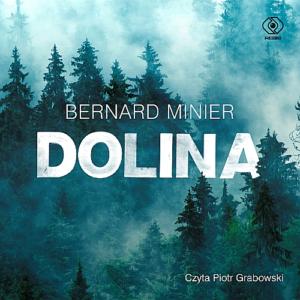 okładka audiobooka Dolina Bernarda Minier