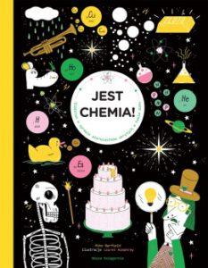 okładka książki Mike'a Barfielda Jest chemia