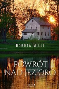 okładka książki Powrót nad jezioro Doroty Milli