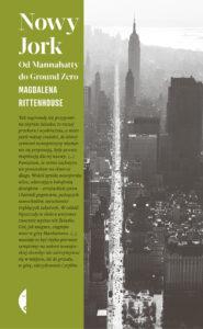okładka książki Magdaleny Rittenhouse Nowy Jork
