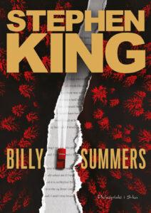 okładka książki Stephena Kinga Billy Summers