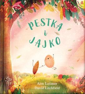 okładka książki Pestka i jajko