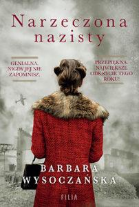 okładka książki Barbary Wysoczańskiej Narzeczona nazisty