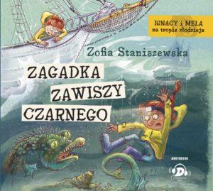 okładka książki Zagadka Zawiszy Czarnego Zofii Staniszewskiej