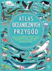 okładka książki Atlas oceanicznych przygód